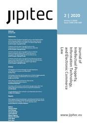 JIPITEC 11 (2) 2020