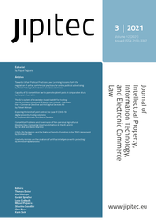 JIPITEC 12 (3) 2021